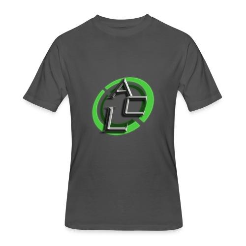 Armored Core Legacy Logo - Men's 50/50 T-Shirt