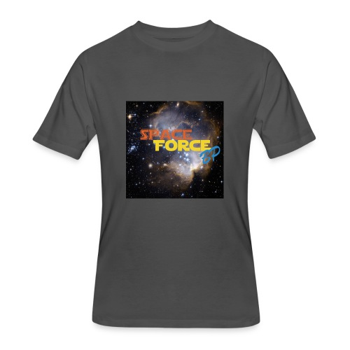 Space Force BP Mach Up 2 - Men's 50/50 T-Shirt