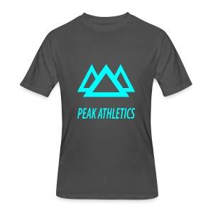 Peak Athletics - Men's 50/50 T-Shirt