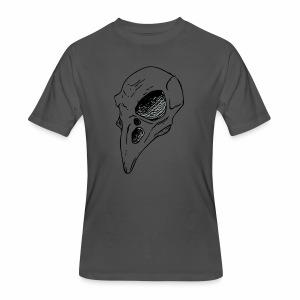 Bird Skull - Men's 50/50 T-Shirt