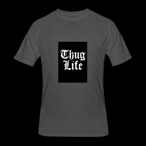 thug life - Men's 50/50 T-Shirt