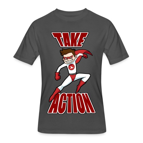 Thorn - Take Action - Men's 50/50 T-Shirt