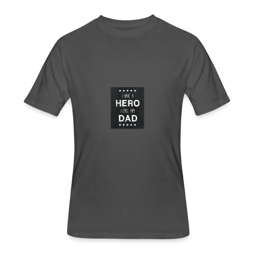 best dad quotes best dad sayings images free stock - Men's 50/50 T-Shirt