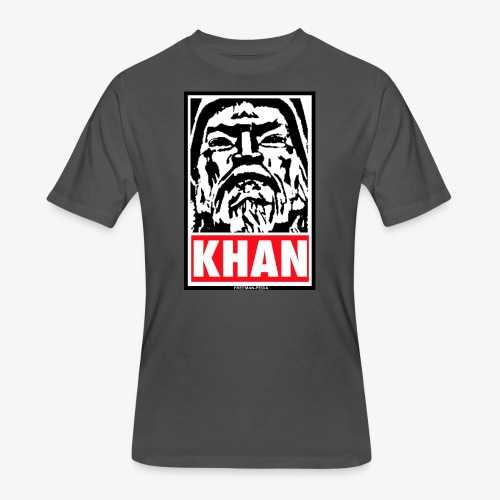 Obedient Khan - Men's 50/50 T-Shirt