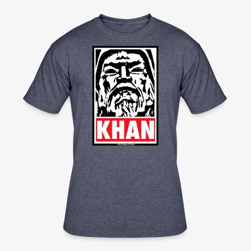 Obedient Khan - Men's 50/50 T-Shirt