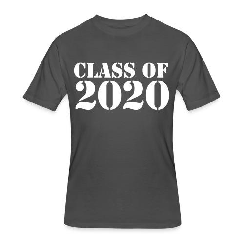 Class of 2020 - Men's 50/50 T-Shirt