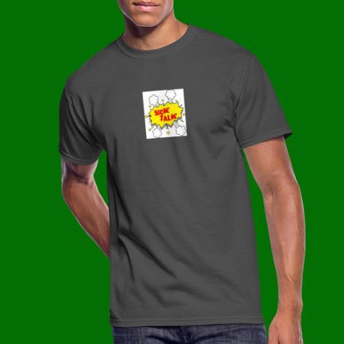 Sick Talk - Men's 50/50 T-Shirt
