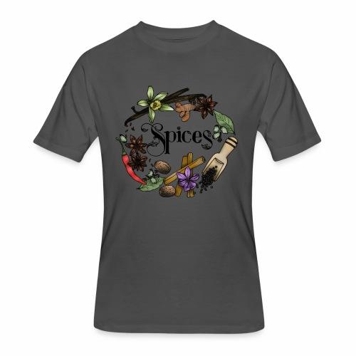 Spices - Men's 50/50 T-Shirt