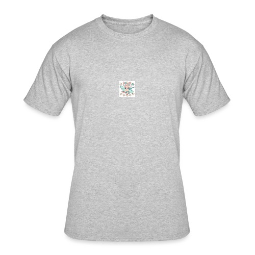 lit - Men's 50/50 T-Shirt