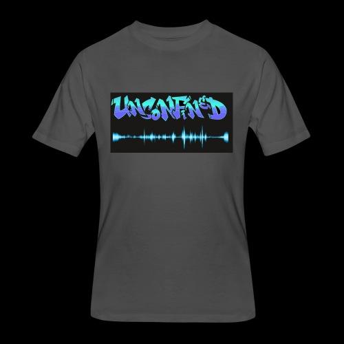 unconfined design1 - Men's 50/50 T-Shirt