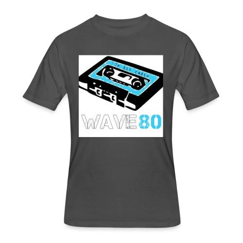 Alt Logo - Men's 50/50 T-Shirt