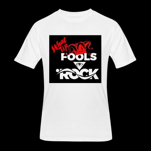 Fool design - Men's 50/50 T-Shirt