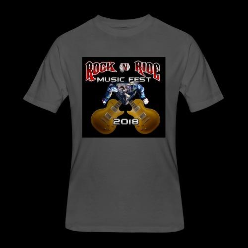 RocknRide Design - Men's 50/50 T-Shirt
