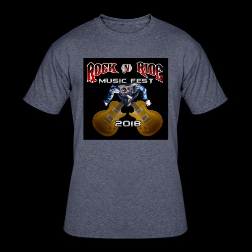 RocknRide Design - Men's 50/50 T-Shirt