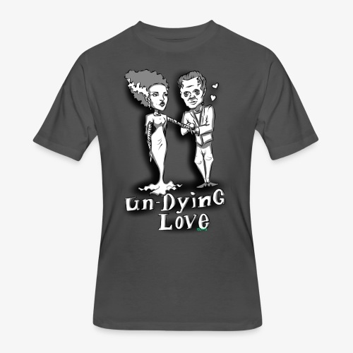 mr and mrs frank final - Men's 50/50 T-Shirt