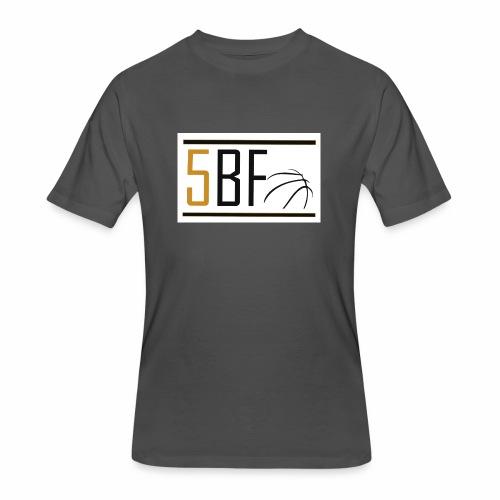 Five Ballers Friends - Men's 50/50 T-Shirt