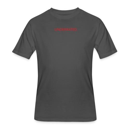 UNDERRATED - Men's 50/50 T-Shirt
