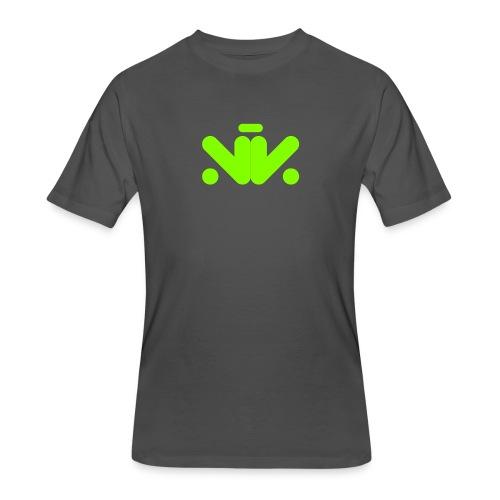 NK Green - Men's 50/50 T-Shirt