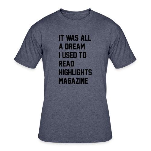 JUICY 1 - Men's 50/50 T-Shirt