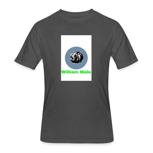 William Male - Men's 50/50 T-Shirt