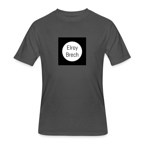 Elroy Brech - Men's 50/50 T-Shirt