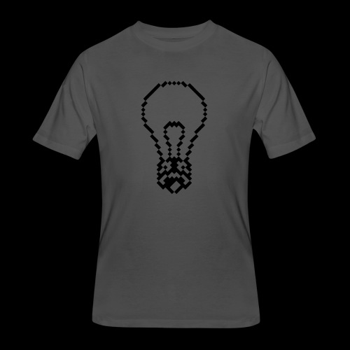 lightbulb by bmx3r - Men's 50/50 T-Shirt