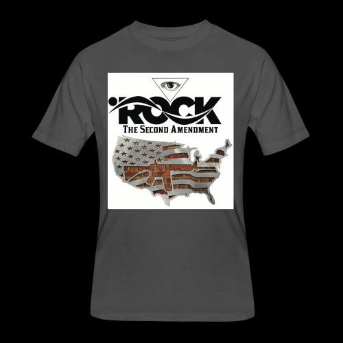 Eye Rock the 2nd design - Men's 50/50 T-Shirt