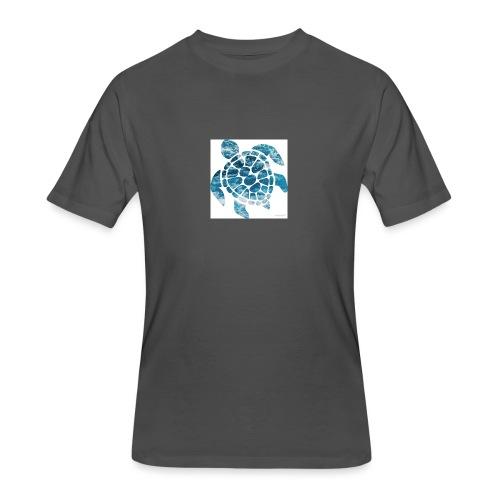 turtle - Men's 50/50 T-Shirt