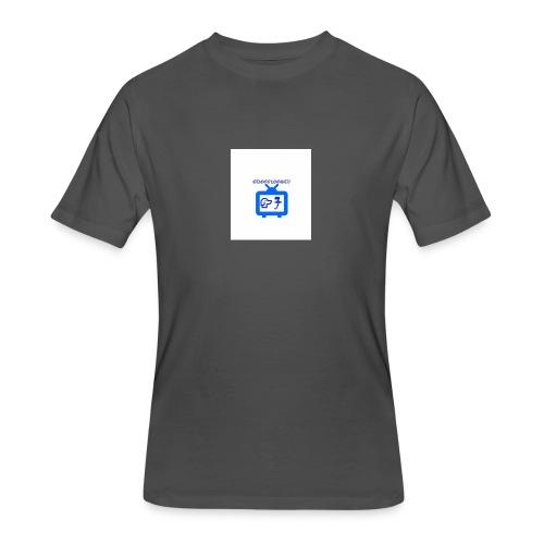 OdogVlogsTv Offical Logo - Men's 50/50 T-Shirt