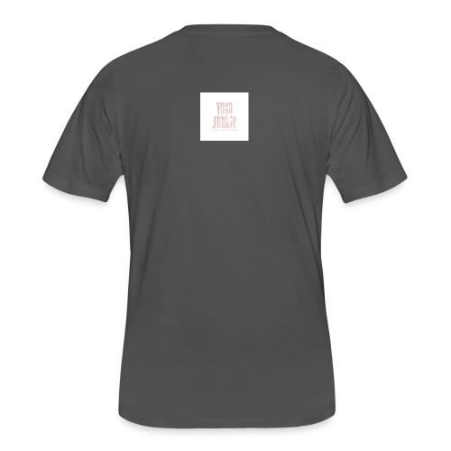 Yoga Junkie - Men's 50/50 T-Shirt