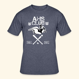 AHS CLUB T shirt - Men's 50/50 T-Shirt
