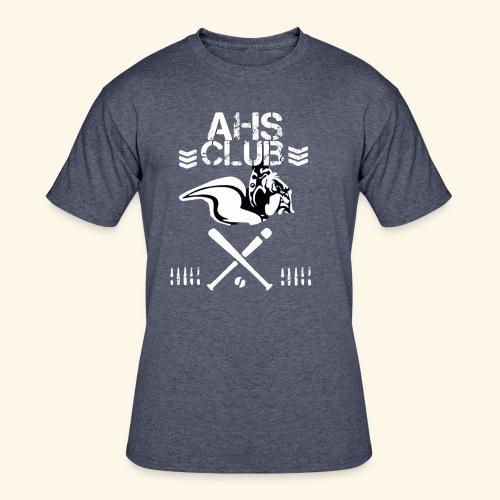 AHS CLUB T shirt - Men's 50/50 T-Shirt