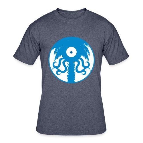 Octo-Tree - Men's 50/50 T-Shirt