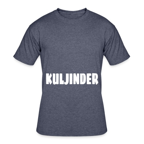 KULJINDER - Men's 50/50 T-Shirt