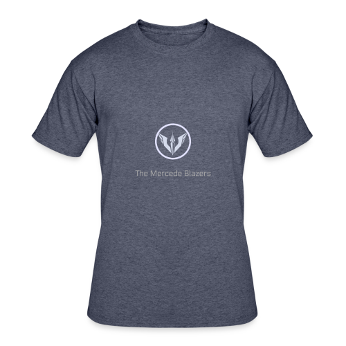 The Mercede Blazers shirt - Men's 50/50 T-Shirt