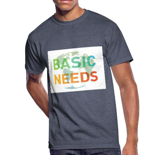 Basic needs - Men's 50/50 T-Shirt