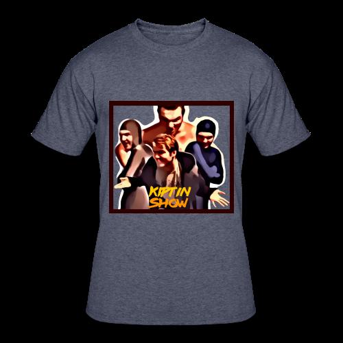 The Kiptin Show - Men's 50/50 T-Shirt