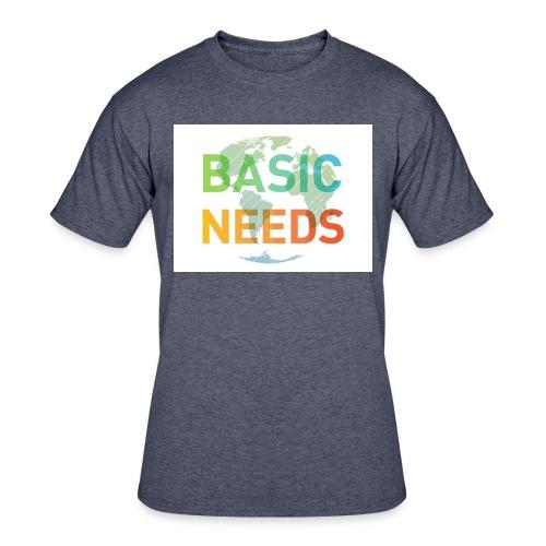 Basic needs - Men's 50/50 T-Shirt