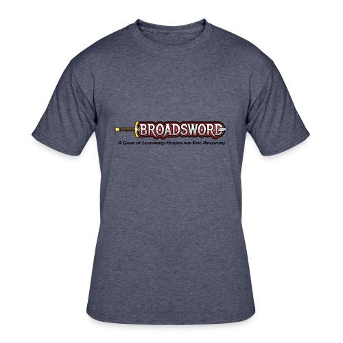 Broadsword! - Men's 50/50 T-Shirt