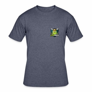 Limepally's Logo - Men's 50/50 T-Shirt