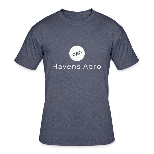 Havens Aero - Men's 50/50 T-Shirt