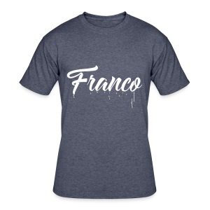 Franco Paint - Men's 50/50 T-Shirt