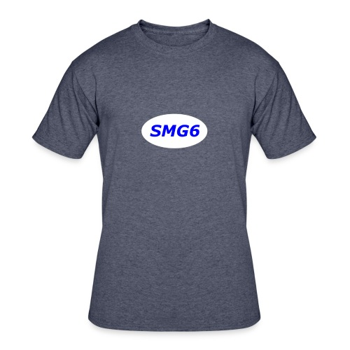 SMG6 oval v1 - Men's 50/50 T-Shirt
