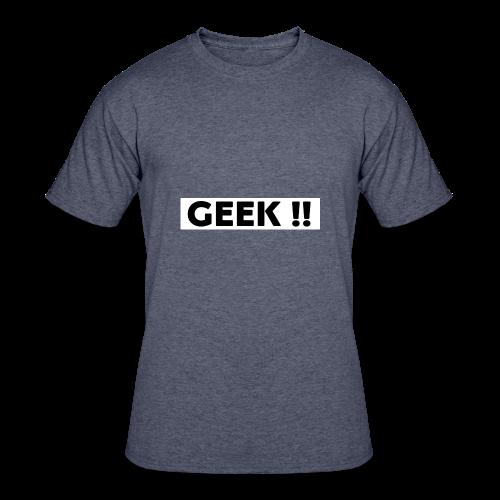 THE GEEKY SHIRT !! - Men's 50/50 T-Shirt