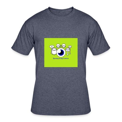 SSC Drum Kit - Men's 50/50 T-Shirt