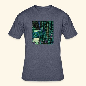 Guarded Cove - Men's 50/50 T-Shirt