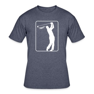 Golf Shot #@?! - Men's 50/50 T-Shirt