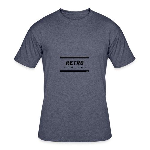 Retro Modules - Men's 50/50 T-Shirt