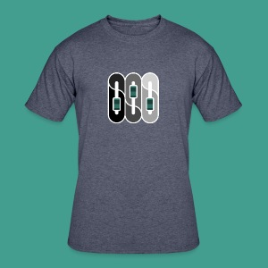 Silverman Sound Studios Logo - Men's 50/50 T-Shirt