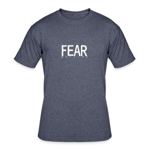 FEAR_NOTHING - Men's 50/50 T-Shirt